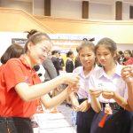 CISDUS Held China's Story-themed Exhibition