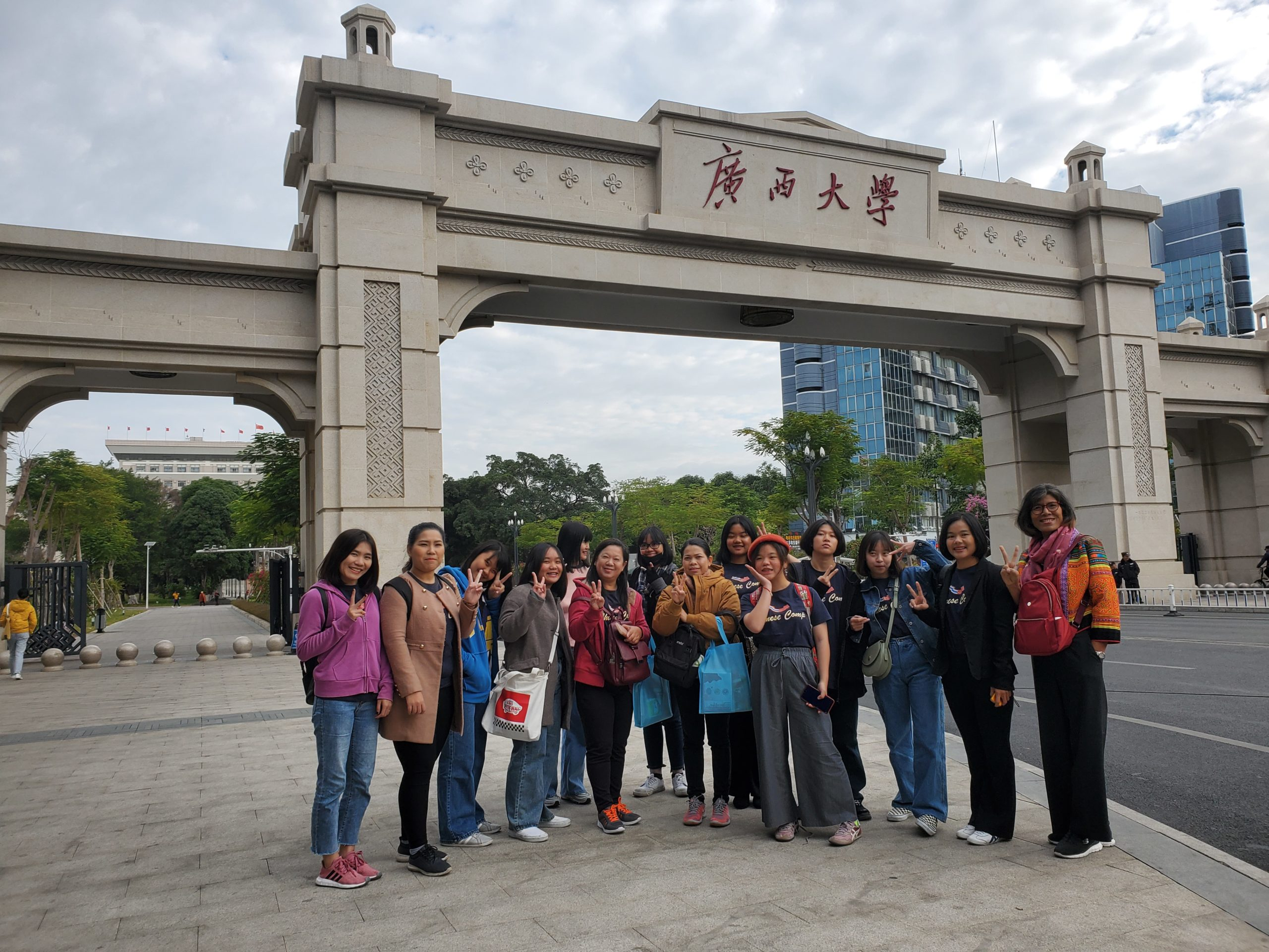 Touring Guangxi and Seeing China——2019 CISDUS Chinese Experience Camp Concluded Successfully