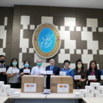 Hand in Hand We Are Brothers, Hard Time We'll Kill Together: Guangxi University of China Poured Efforts to Help and Donated Anti-epidemic Materials to Suan Dusit University of Thailand