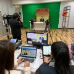 The Online Live Chinese Course for Grassroots Civil Servants of the Ministry of Interior of Thailand Grandly Opened