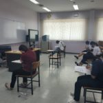 Service First: CISDUS Serves for Chinese Tests Candidates Regularly under Strict Pandemic Control