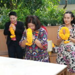Autumn for Chrysanthemum, Chongyang for Dad and Mom – CISDUS Paying Respect to the Elderly on the Double-ninth Festival